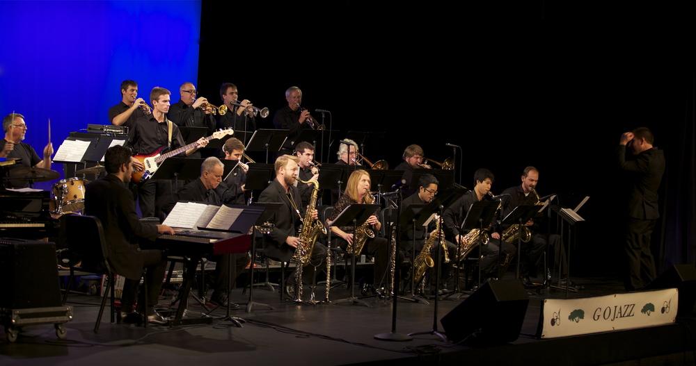 GO Jazz Big Band