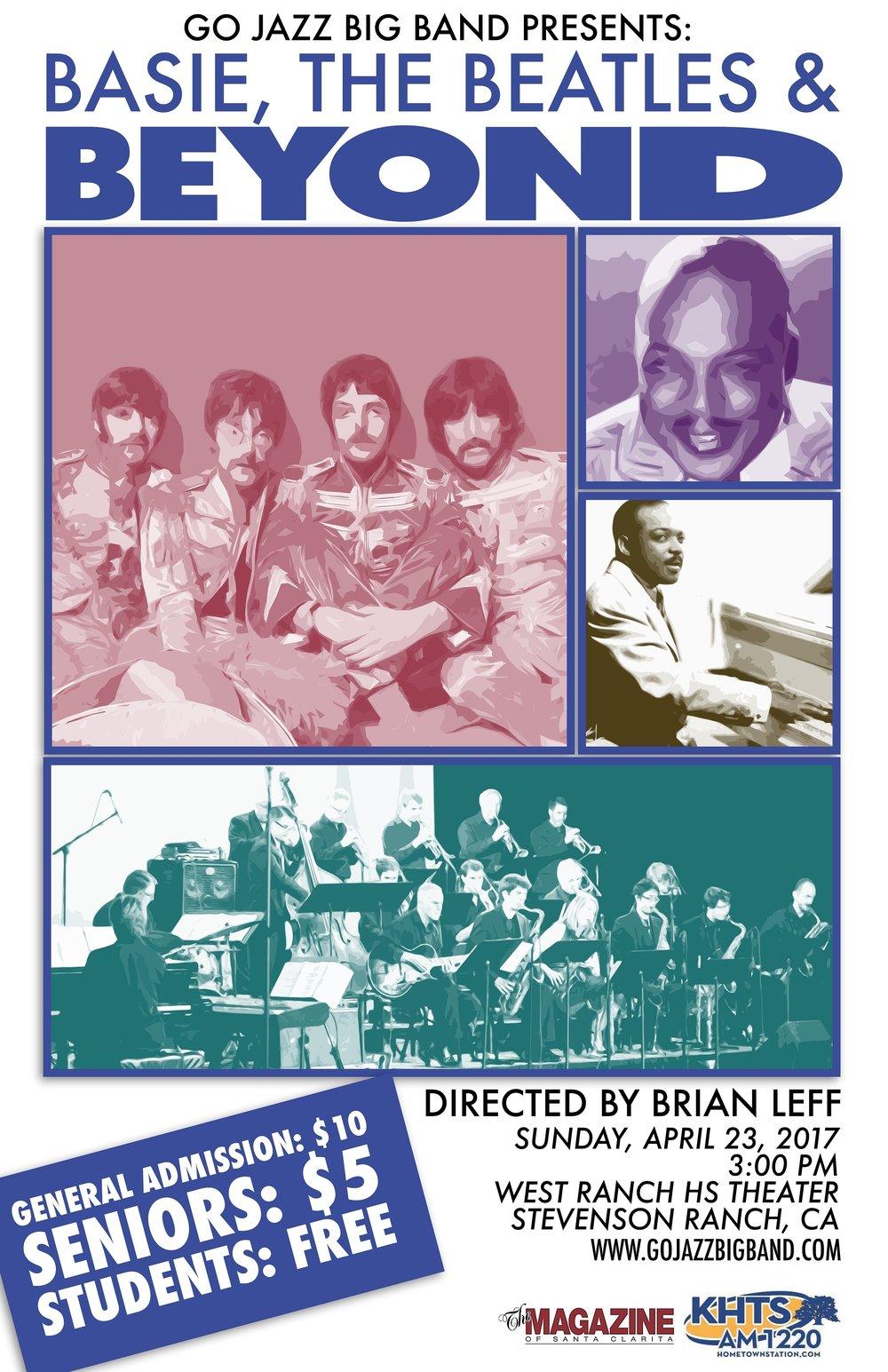 Basie, the Beatles & Beyond