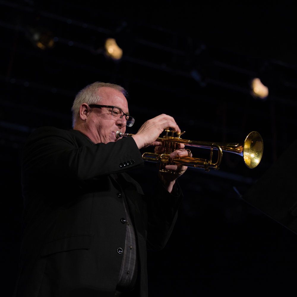 Mark Wamhoff, trumpet