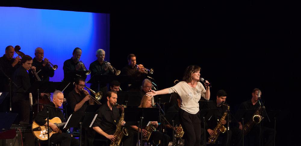 Sara Gazarek, guest vocalist