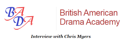 nterview with David Byron for the British American Drama Academy Alumni Newsletter