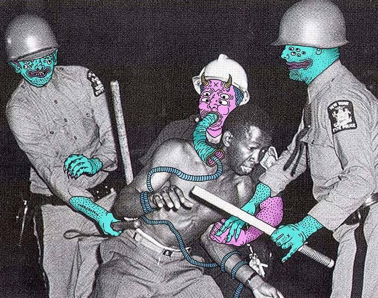 COPS! by Tulsi Maya