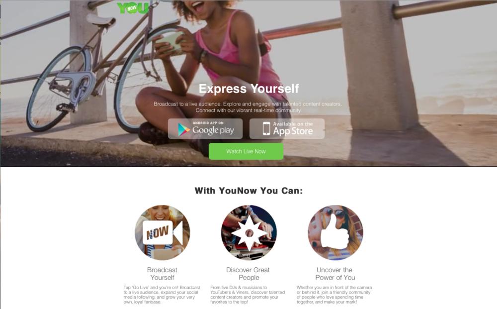 YouNow.com, 4.24.2015
