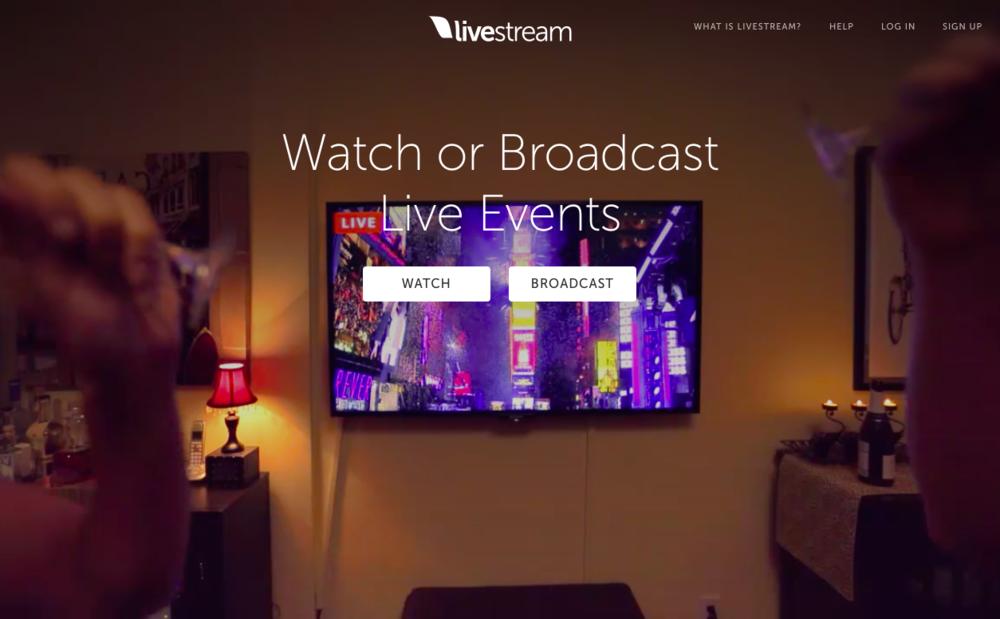 Livestream.com, 5.07.2015