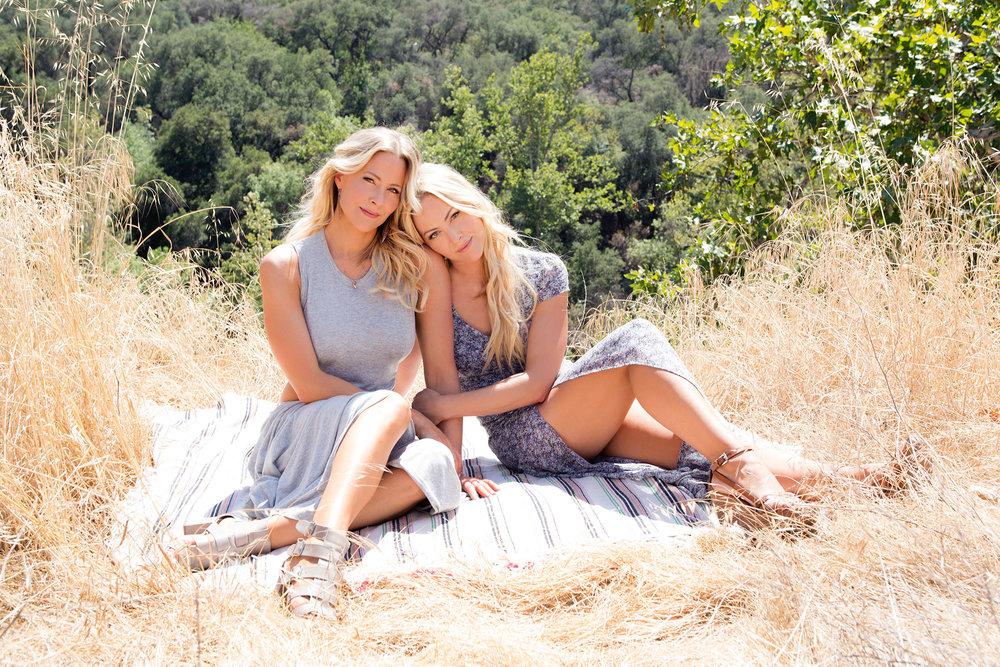 Brittany and Cynthia Daniel