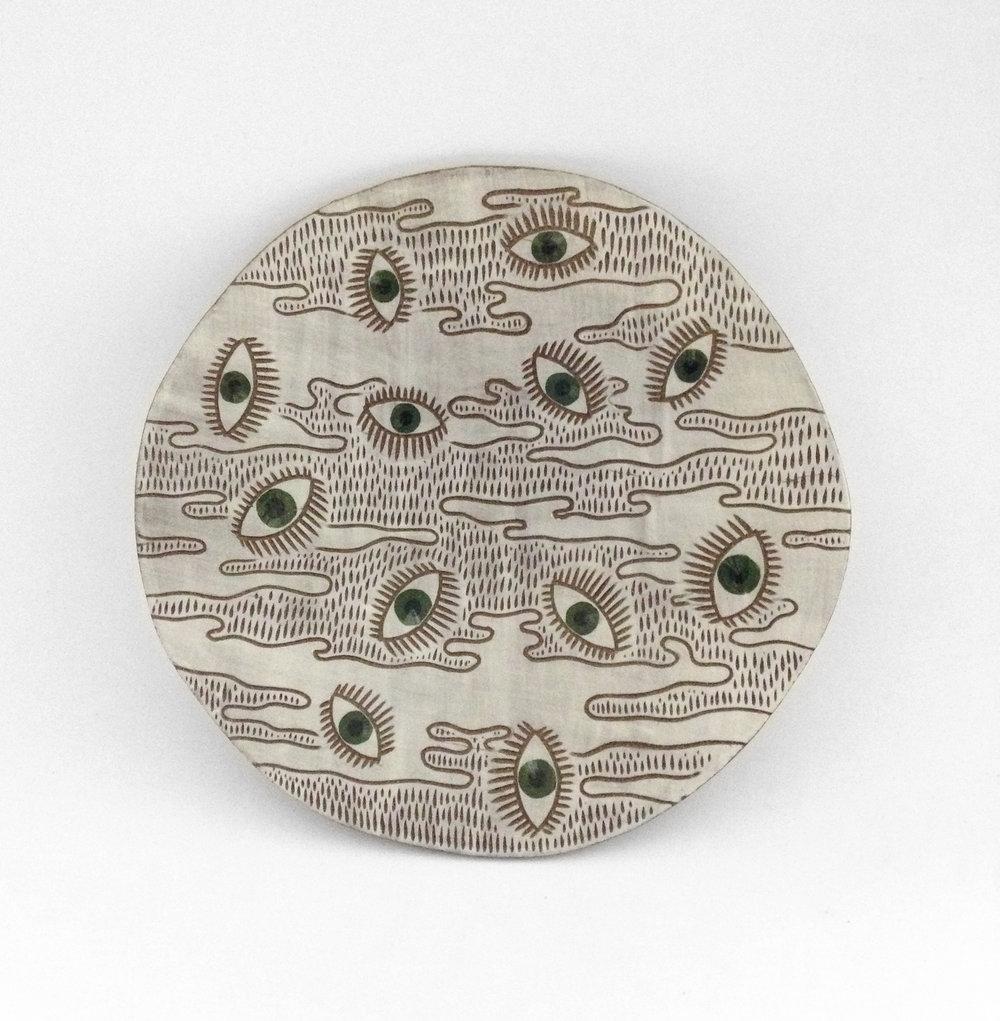 Eyeball platter
