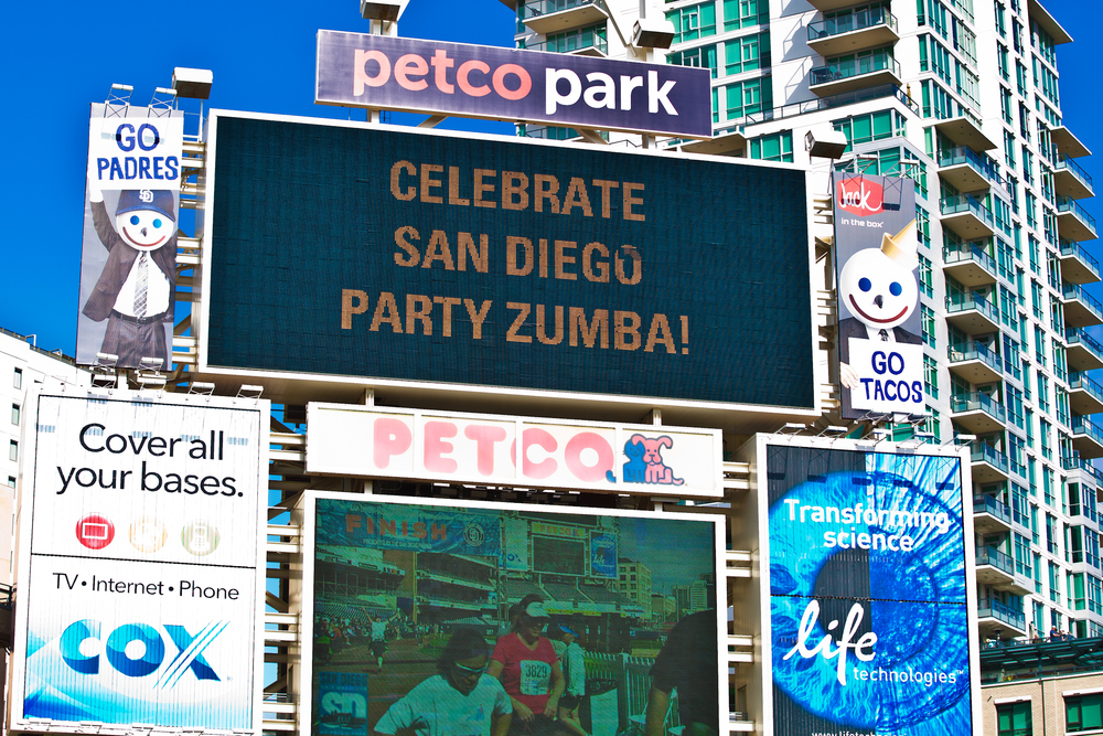 Party Fitness at Petco Park 9 (Downtown San Diego)