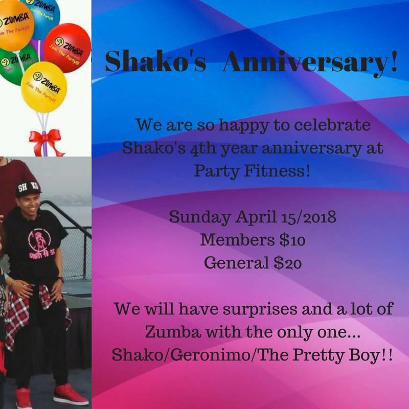 Shako's 4th Year Anniversary at Party Fitness!.png