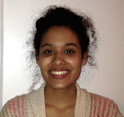 Chair of Diversity - Jasmine Jimenez