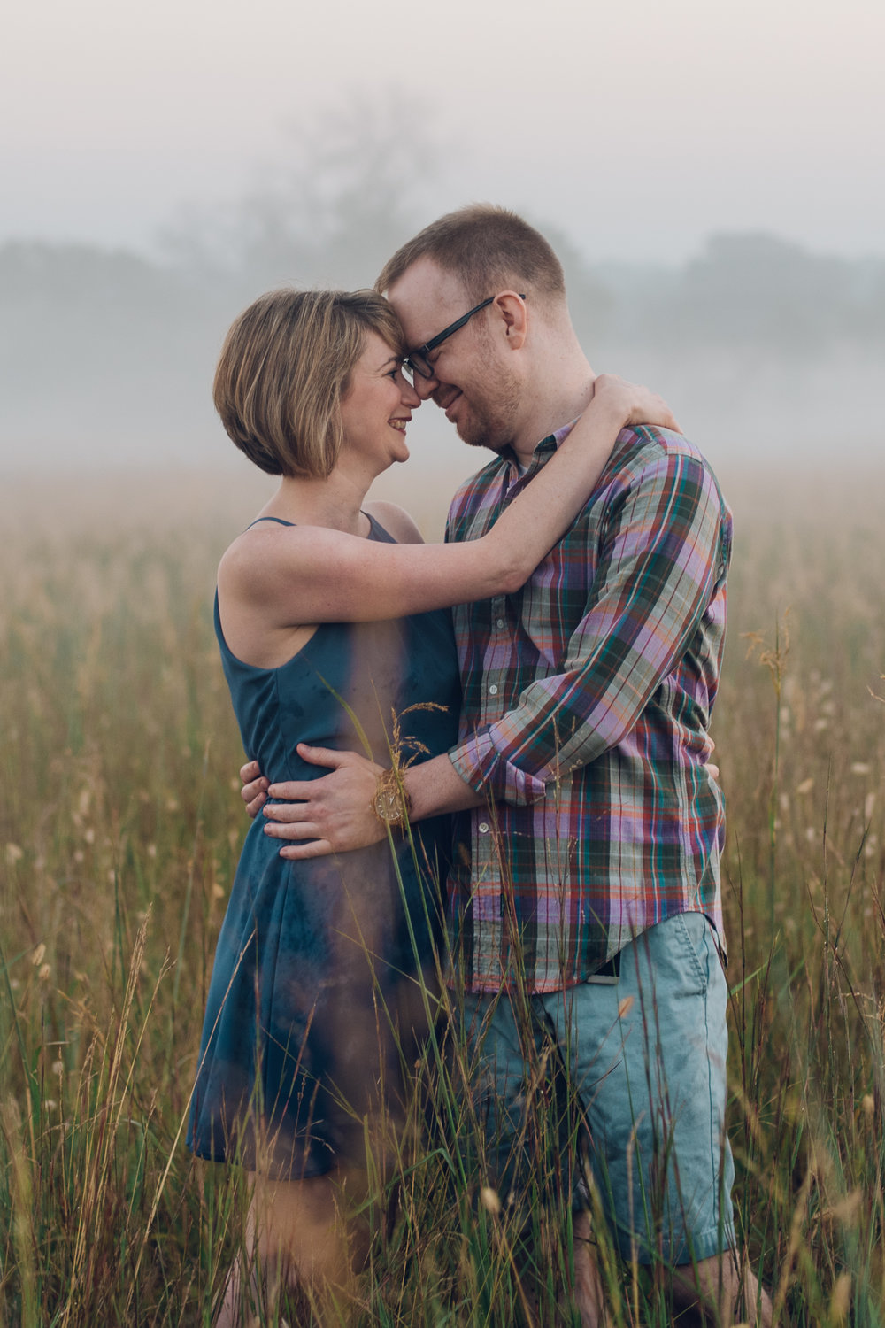 Manassas Battlefield engagement photos in Manassas