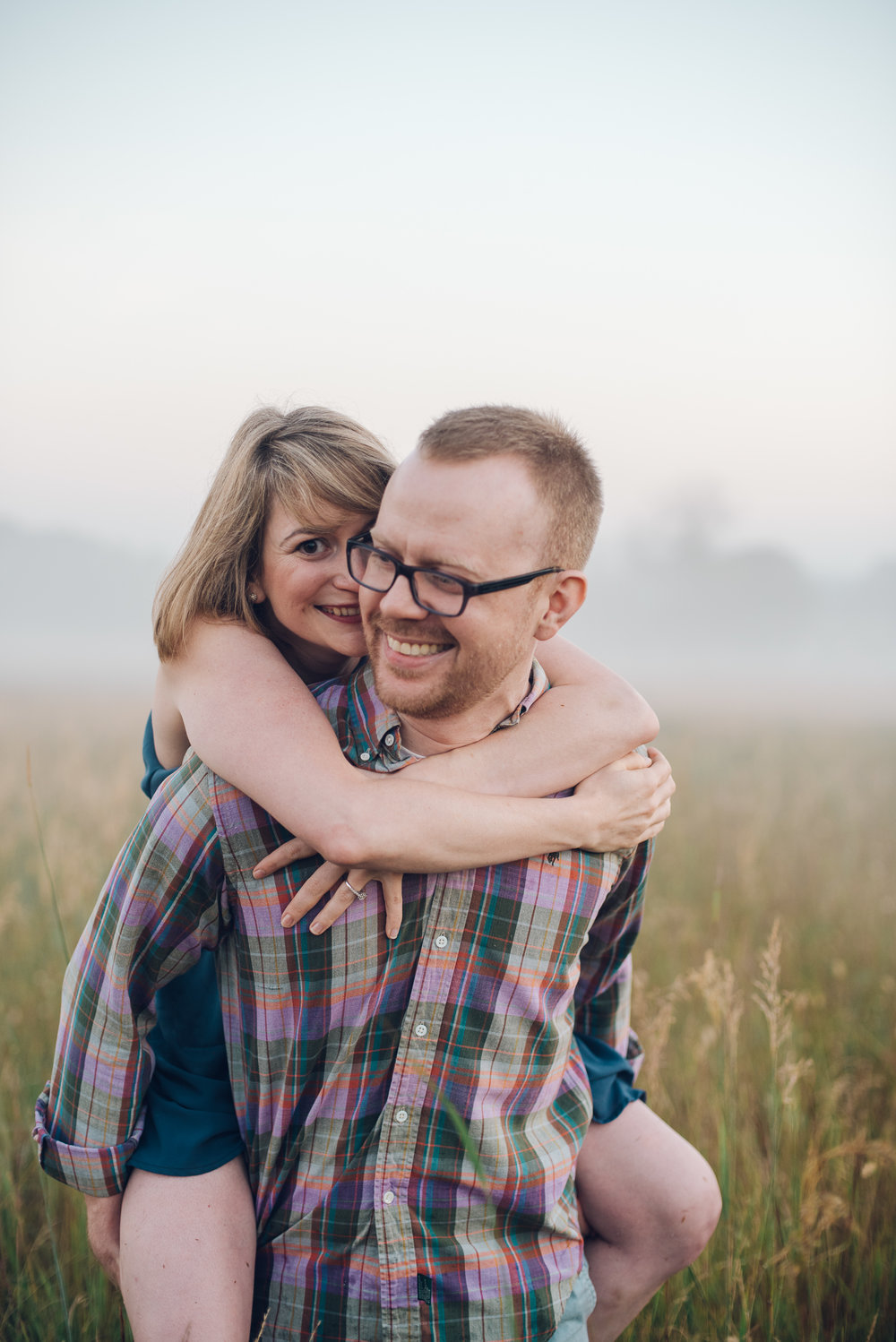 Manassas Battlefield engagement photography