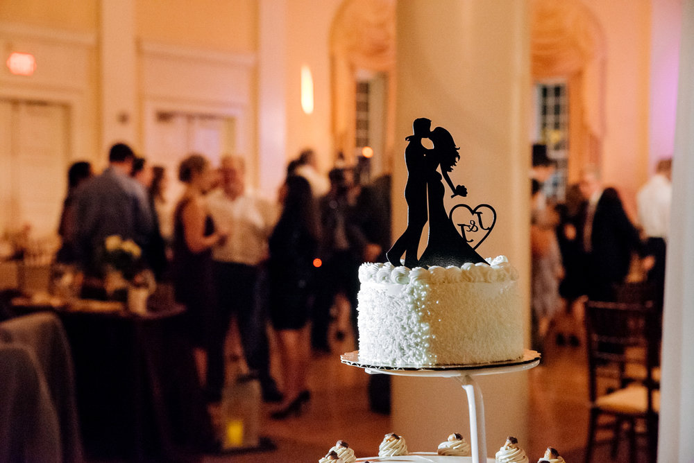 Washington DC - Wedding Cake