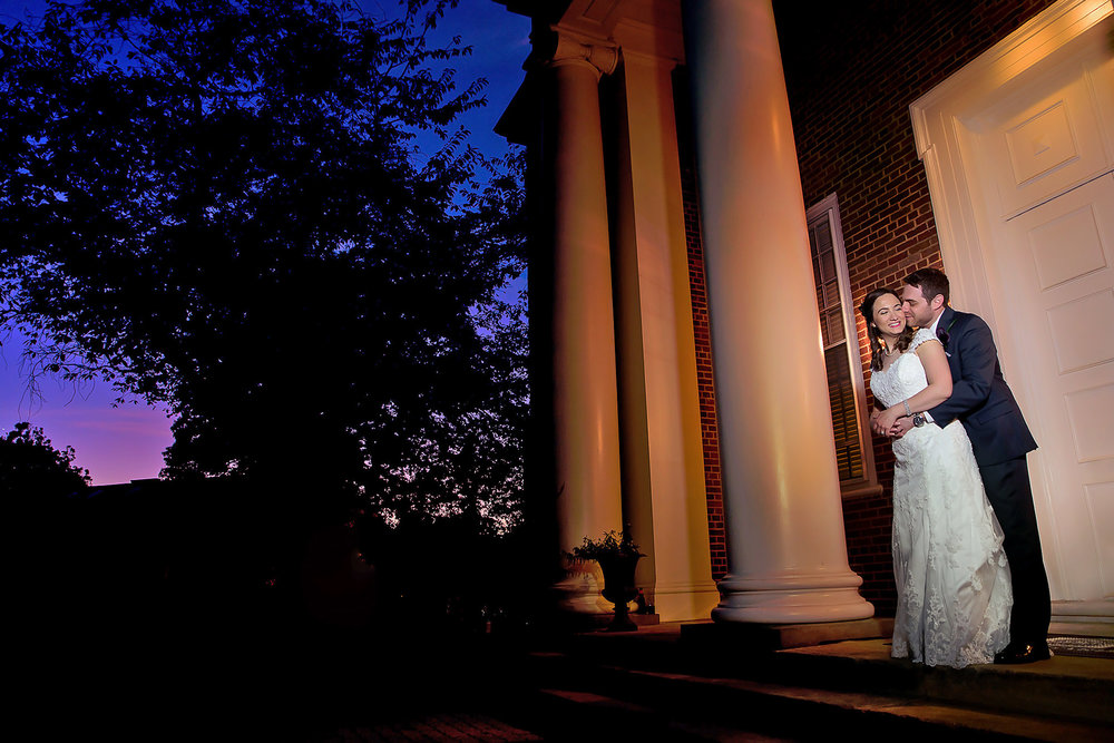 McLean Gardens Ballroom Wedding DC