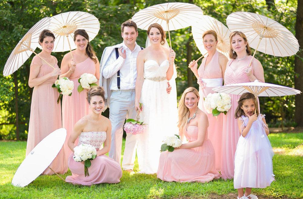 Beautiful Retro Wedding - Virginia Alexandria