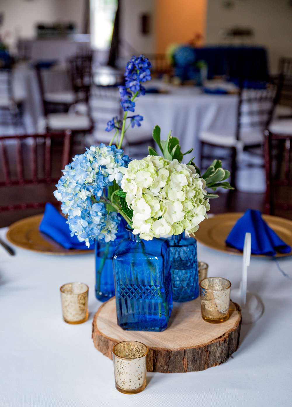 Wedding Centerpieces Virginia Wedding