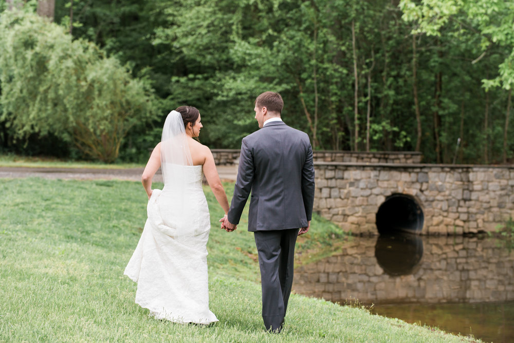 Romantic Spring Wedding in Virginia Spotsylvania taken by Washington DC Wedding Photographer Justy Photography
