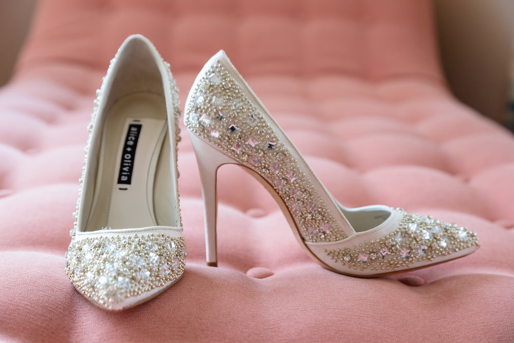 Strong Mansion Wedding -  shoes