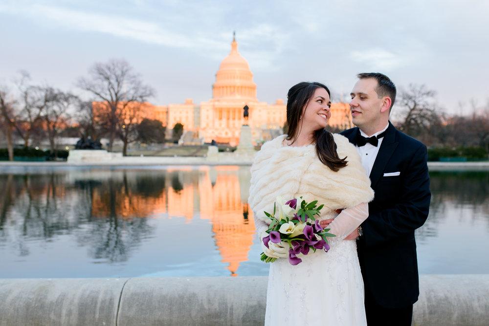 Capitol Hill wedding DC