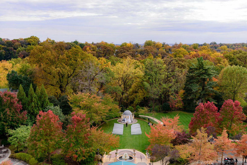 Omni Shoreham - DC Luxury Hotel Wedding Venues