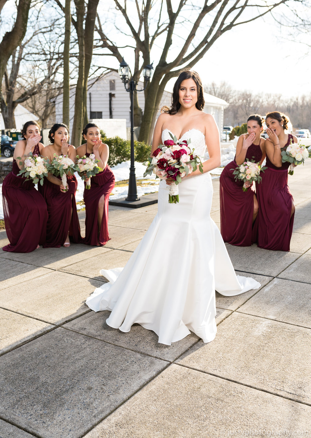 Ceresville Mansion Wedding Photos - Bride and Bridesmaids 26.jpg