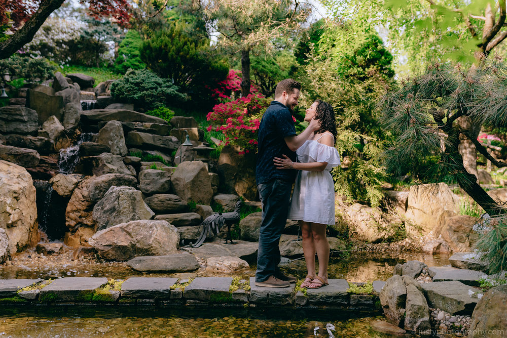 Hillwood Estate Engagement Photos-6356.jpg