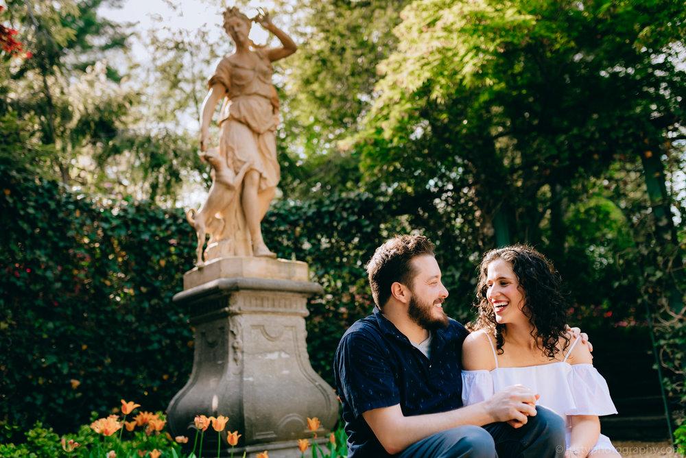Hillwood Estate Engagement Photos-.jpg