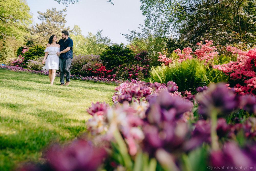 Hillwood Estate Engagement Photos-5806.jpg