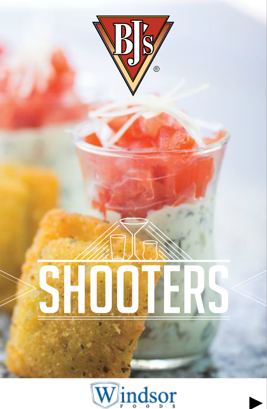 BJ'S SHOOTERS COOKBOOK