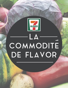 LA COMMODITE DE FLAVOR