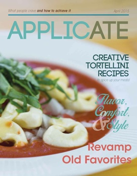 TORTELLINI APPLICATE BOOK