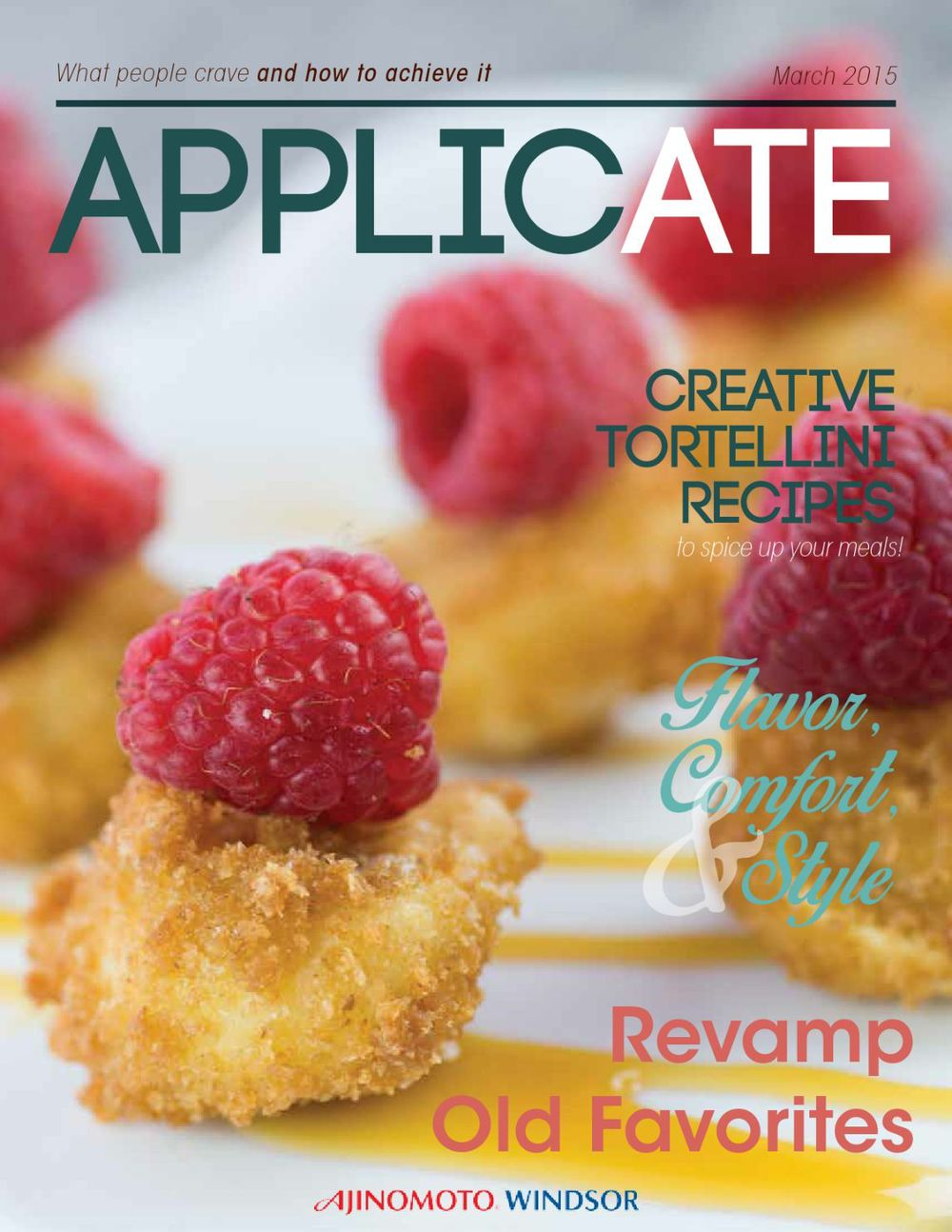 APPLICATE MAGAZINE