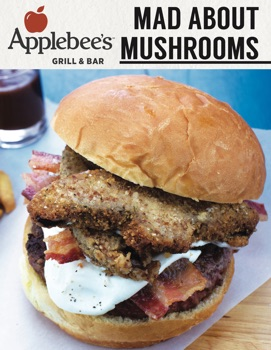 MAD ABOUT MUSHROOMS