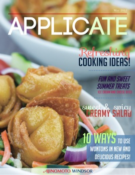 APPLICATE WONTONS