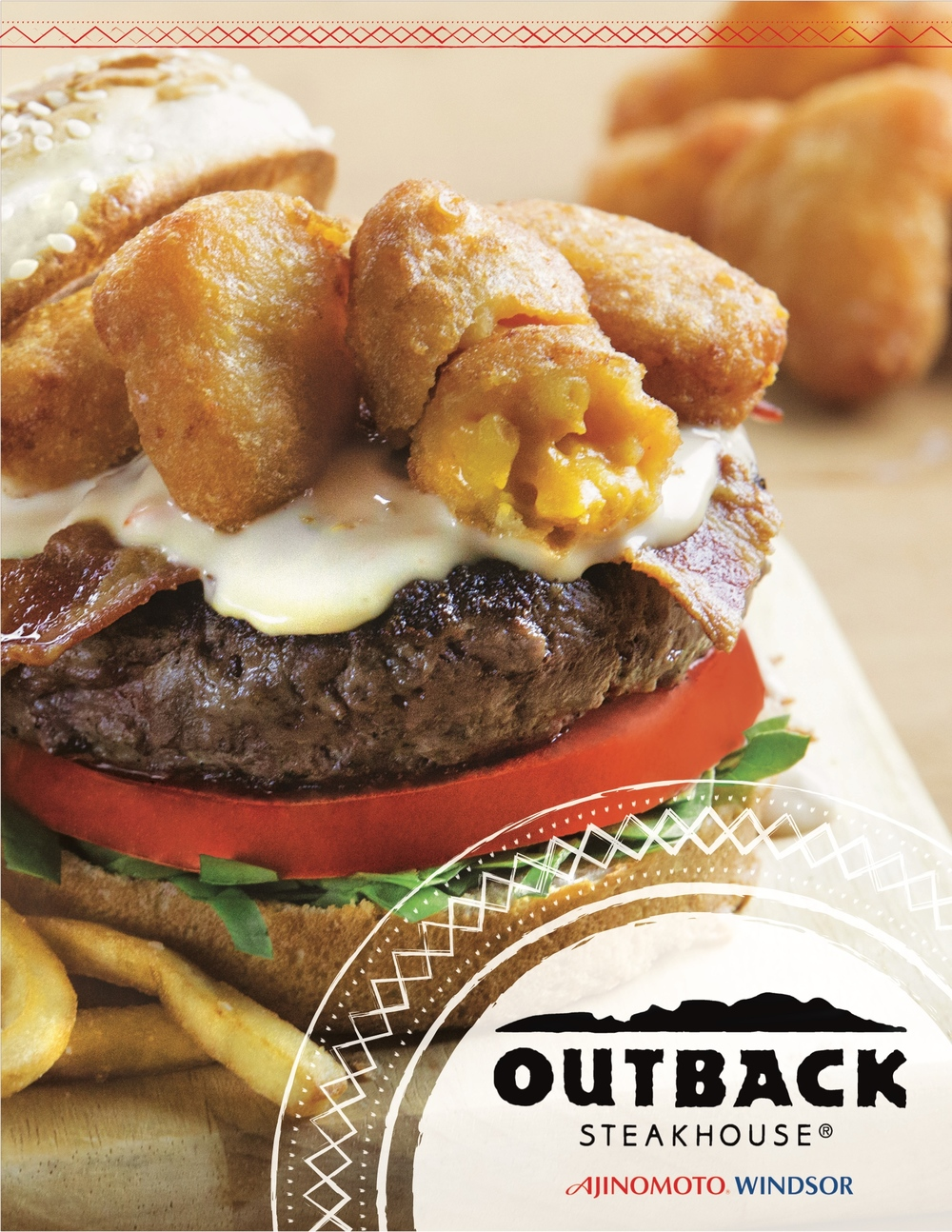 OUTBACK STEAKHOUSE BOOK