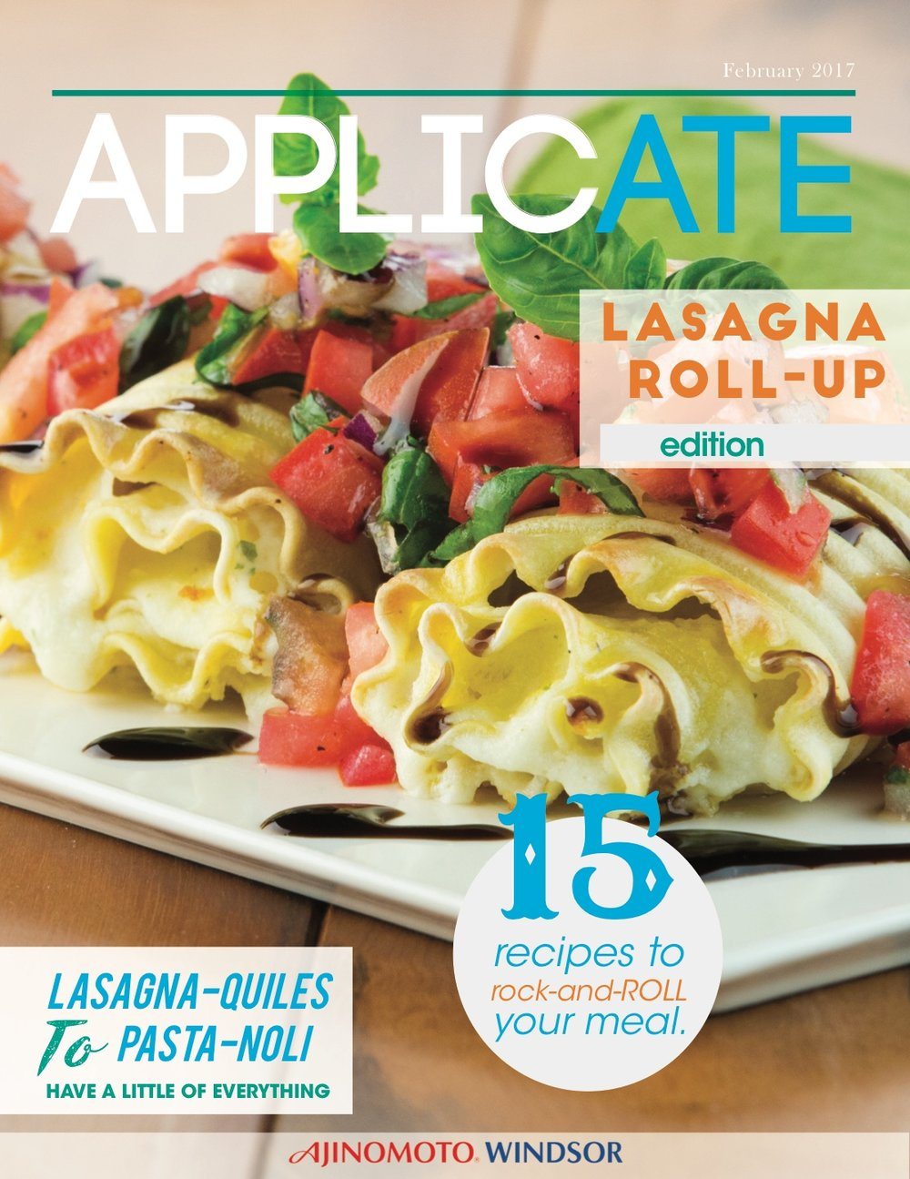 APPLICATE LASAGNA ROLLUP
