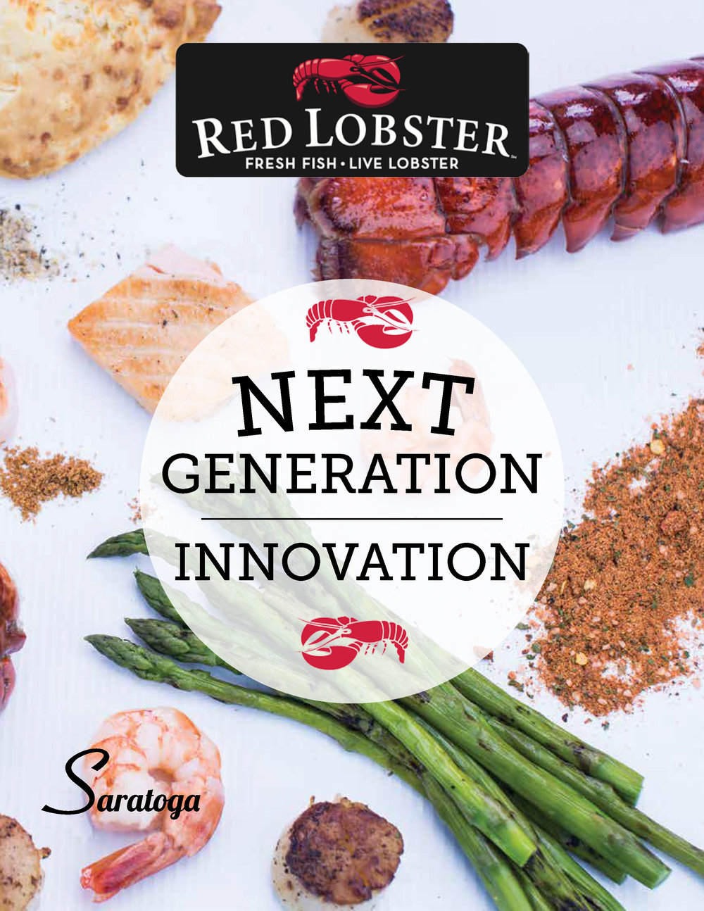 RED LOBSTER MAGAZINE