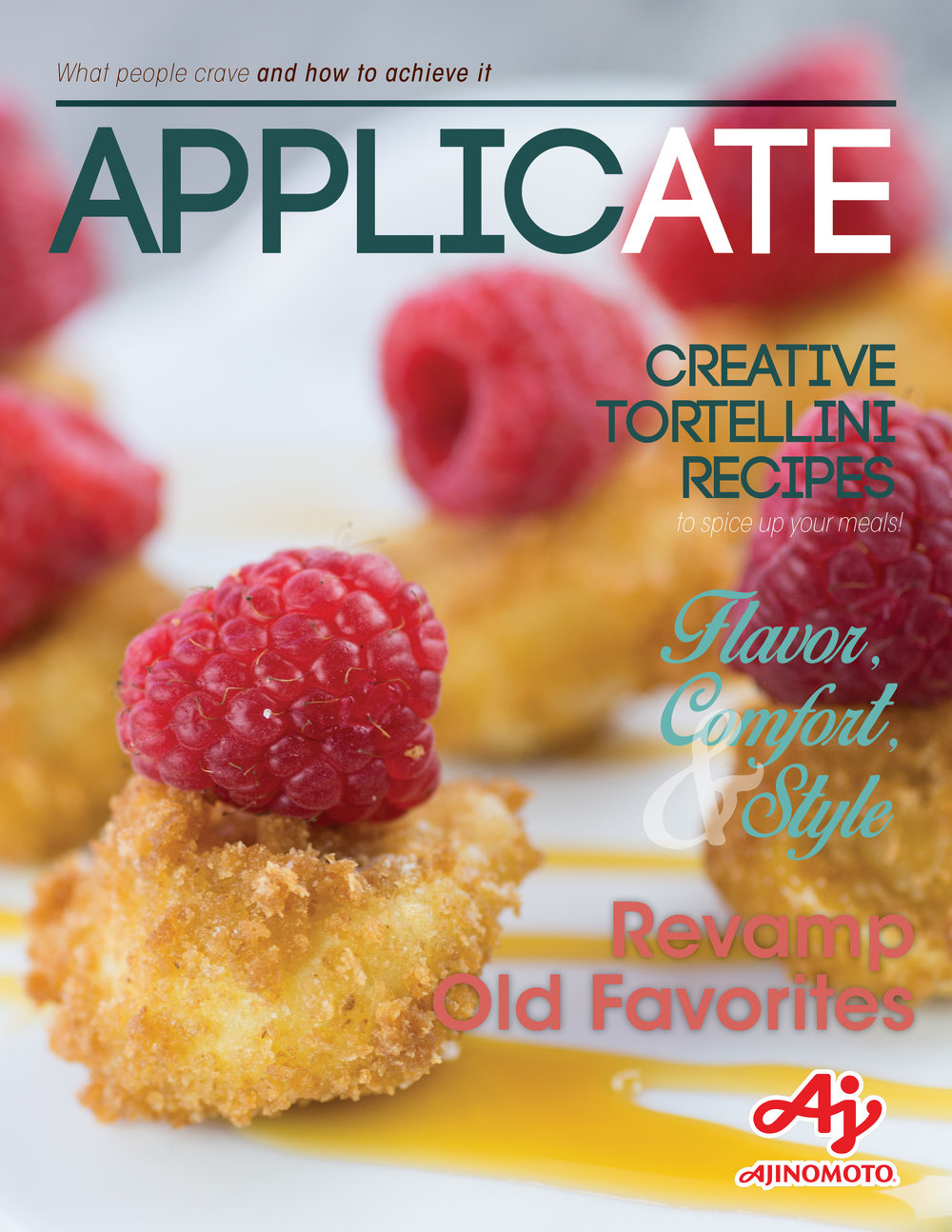TORTELLINI APPLICATE MAGAZINE