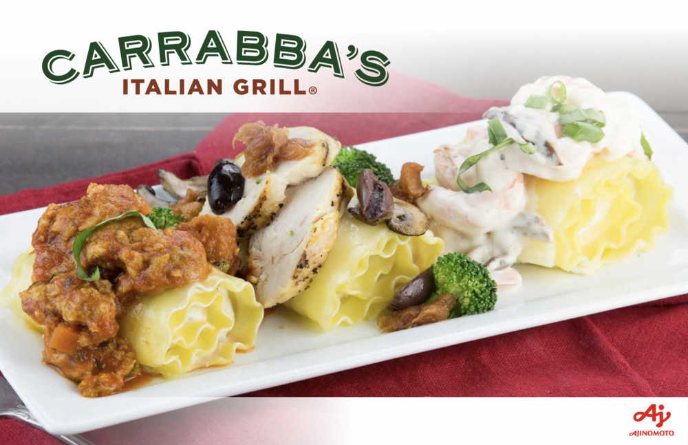 CARRABBA'S MAGAZINE