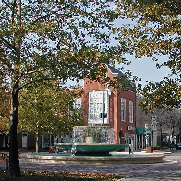 Princeton Forrestal Village