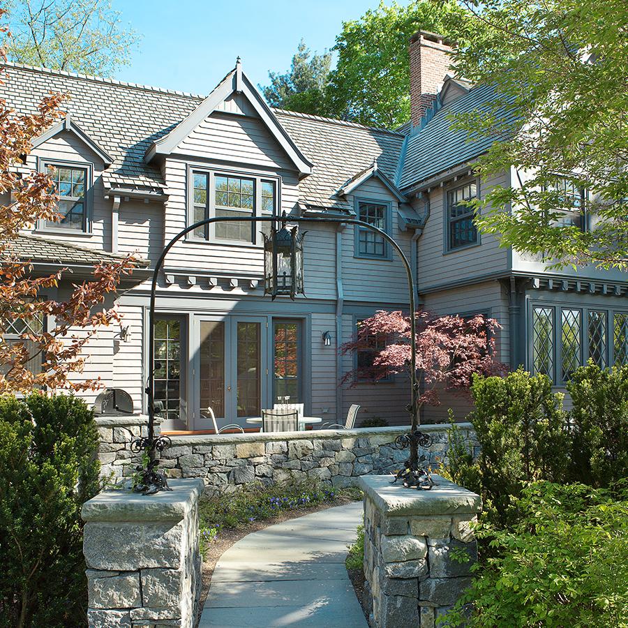 Brattle Street Residence