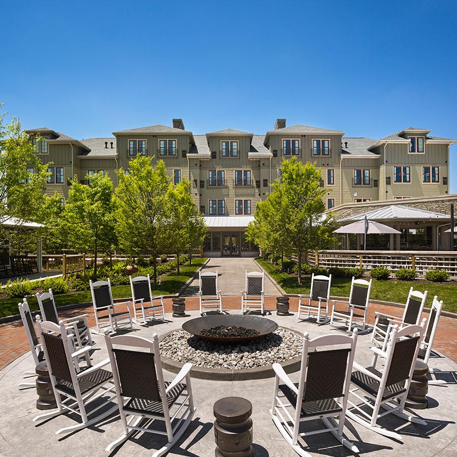 The Inn at Chesapeake Bay Beach Club