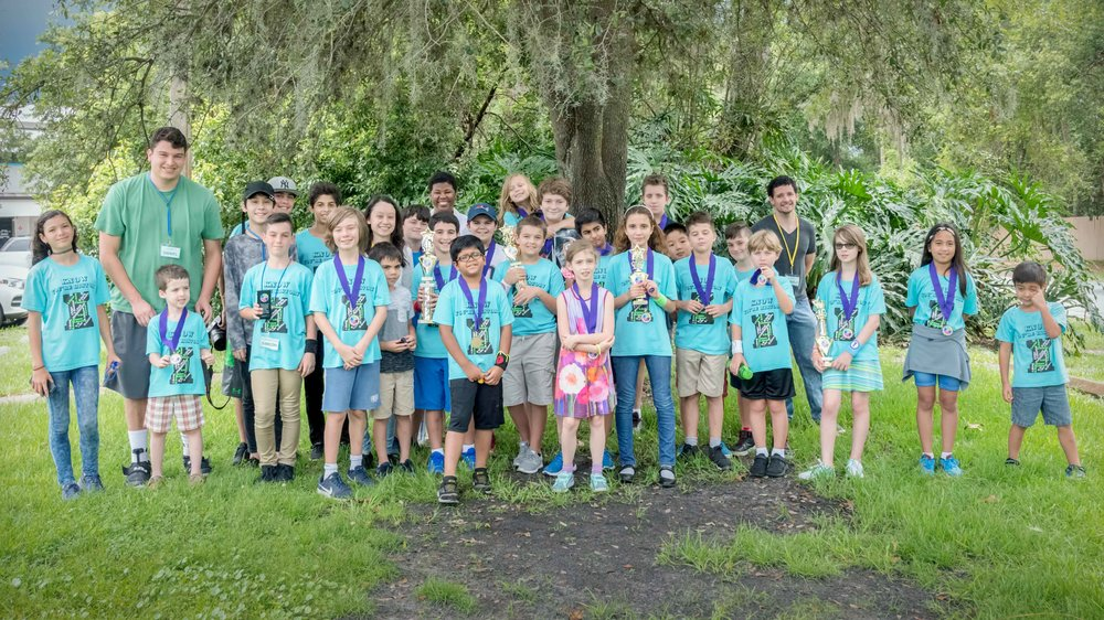 OCA/OSOTA 2018 Chess Summer Camp