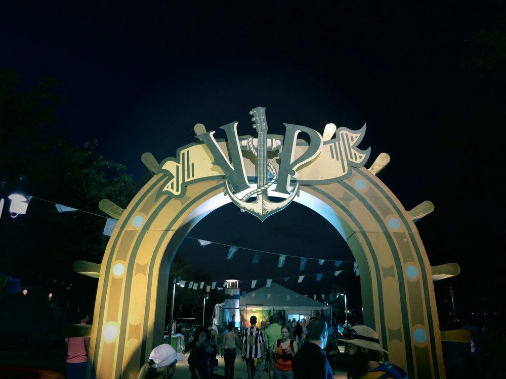 VIP Entry at Night.JPG