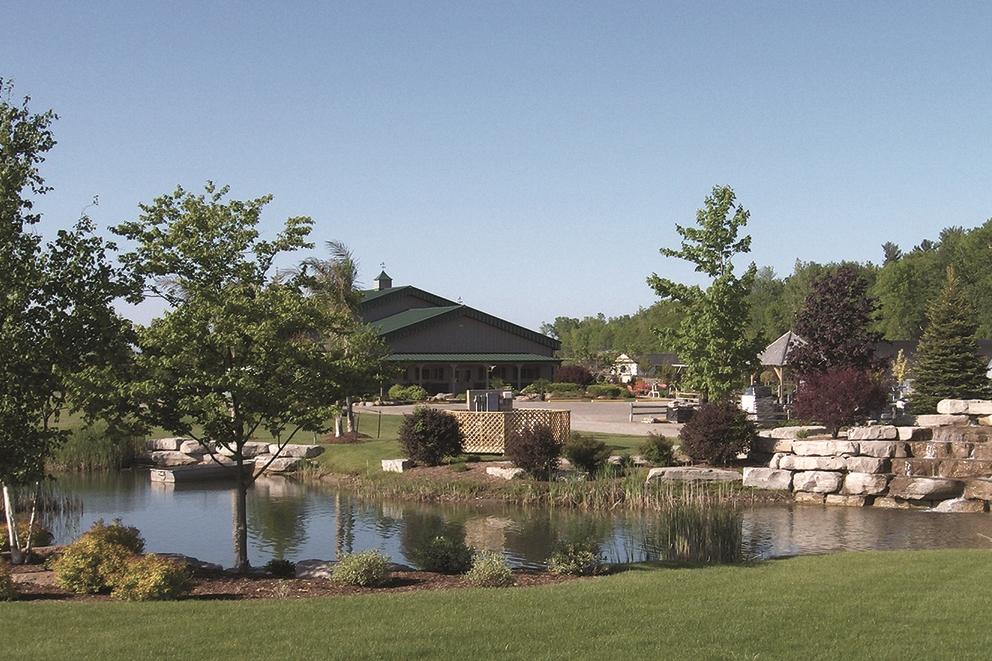 Esche Landscaping Facilities