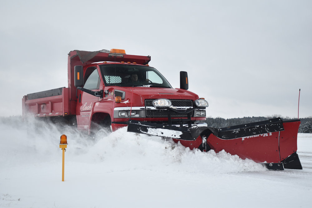 Commercial Snow Management -