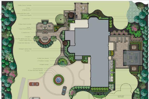 Landscape Design & Construction -
