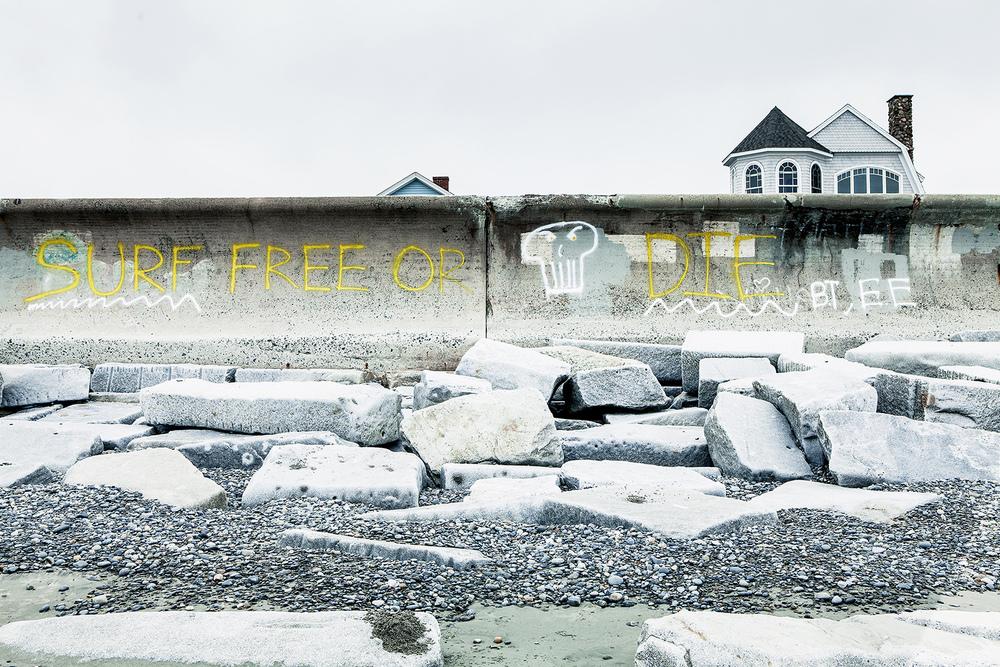 """SURF FREE OR DIE"", NOVEMBER 2012  UNINDUSTRIA, TREVISO  ITALY"