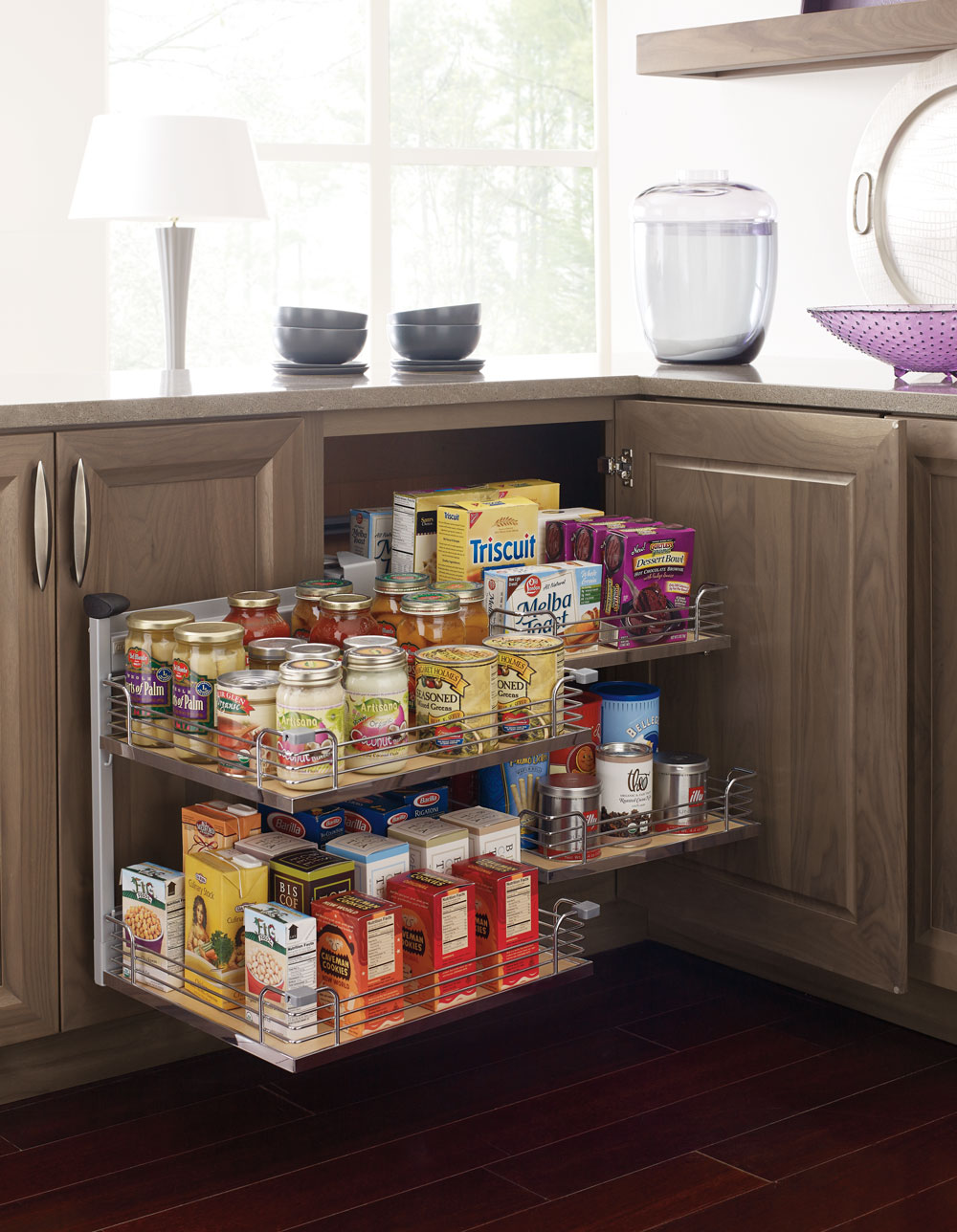 Charmant Innovative Storage Solutions Are Important When It Comes To Your Kitchen  Cabinets. Having Enough Storage Will Keep Your Countertops Open For  Workspace And ...