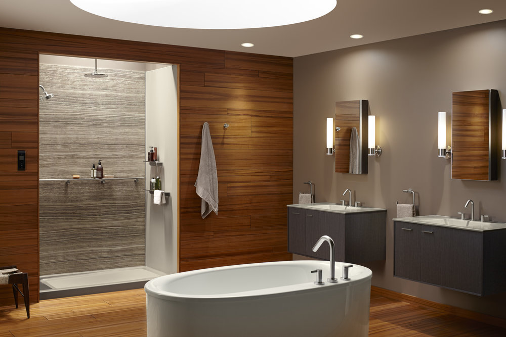 Designing Your Dream Shower — Gerhard\'s Kitchen & Bath Store