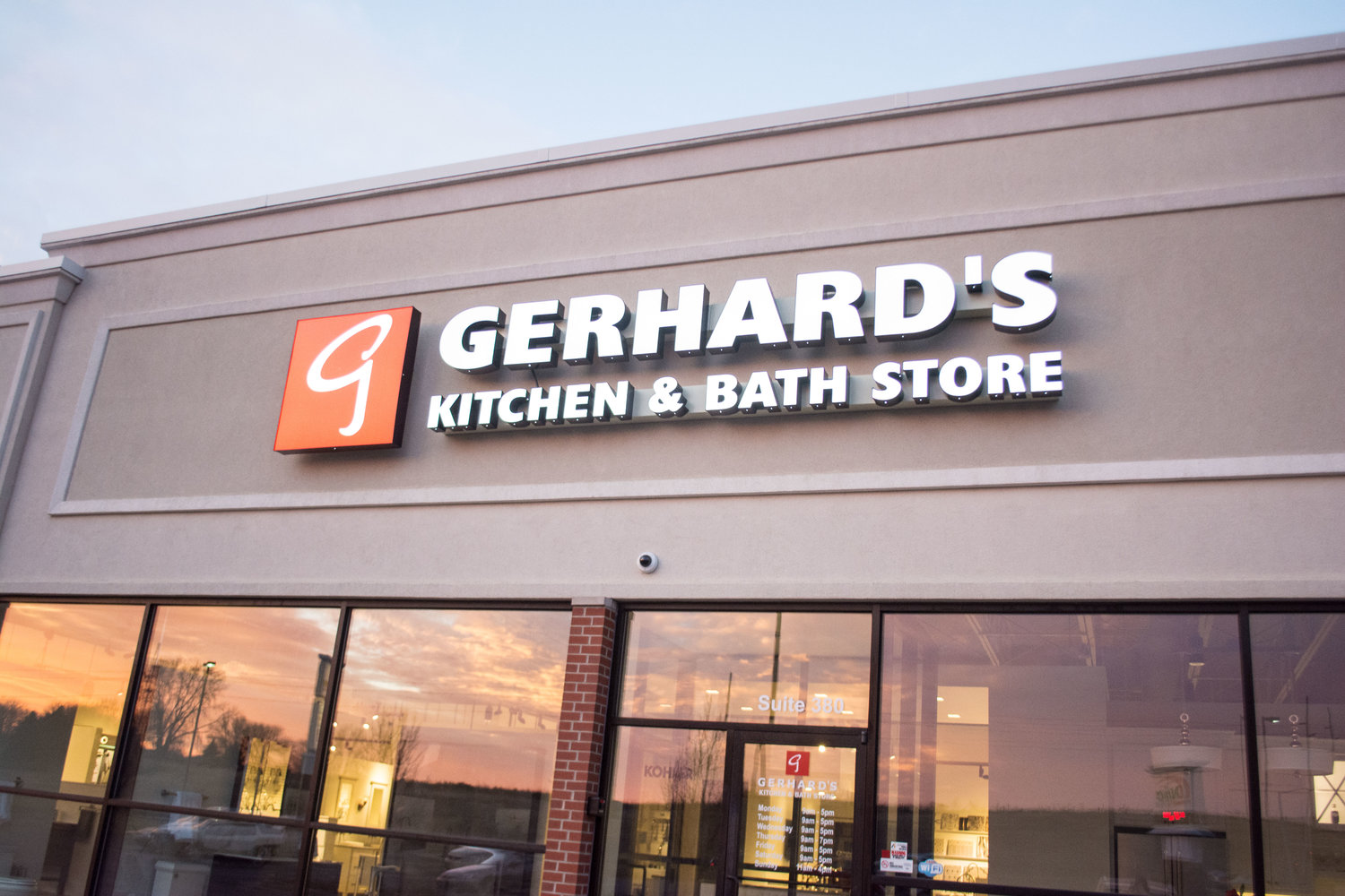 Dubuque — Gerhard\'s Kitchen & Bath Store